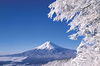 Snow_fuji